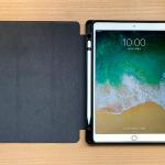 Apple Pencilも収納可能!薄型iPad Proケースはこれがオススメ(画像付レビュー)