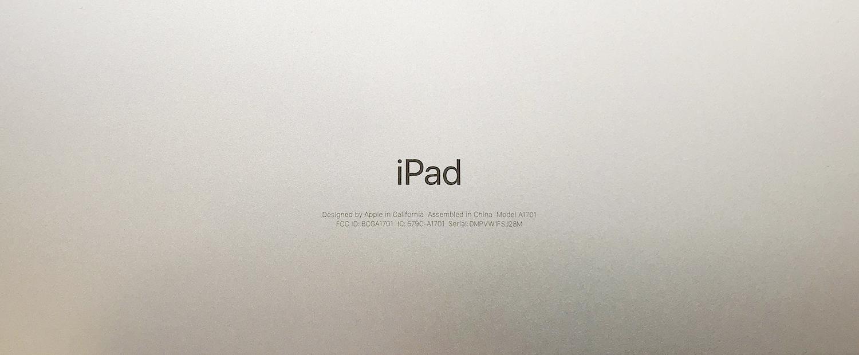iPad Pro 10.5 × 64GB