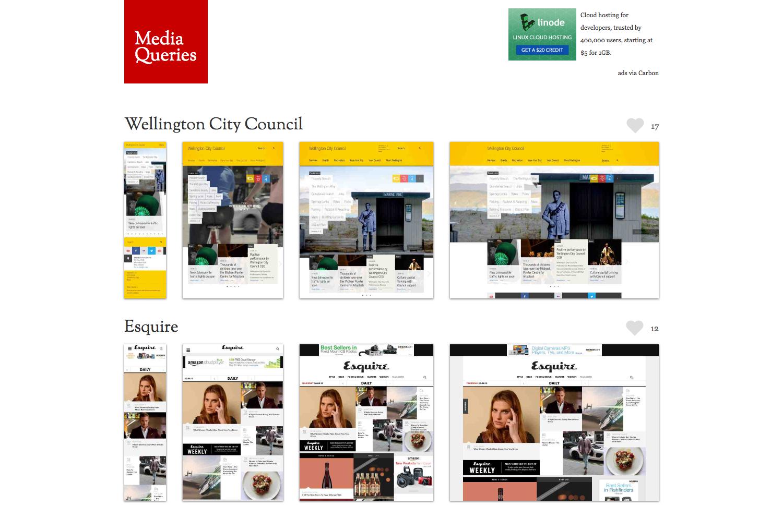 MediaQueries