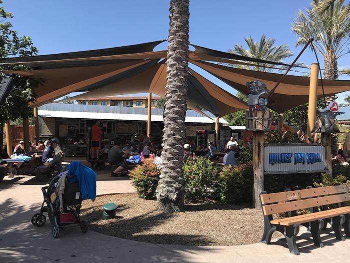 レゴランド・カリフォルニア ウォーターパーク お食事処