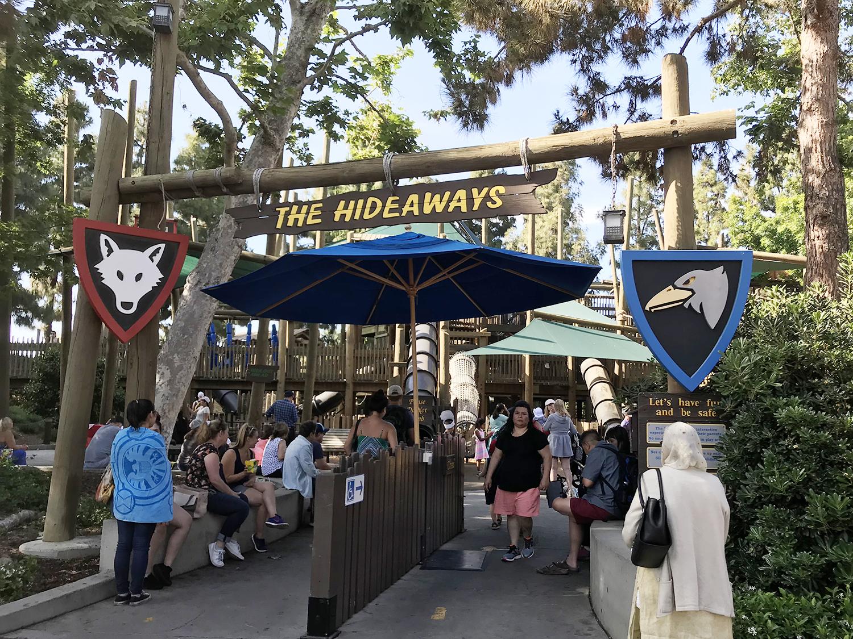 レゴランド・カリフォルニア HIDEAWAYS