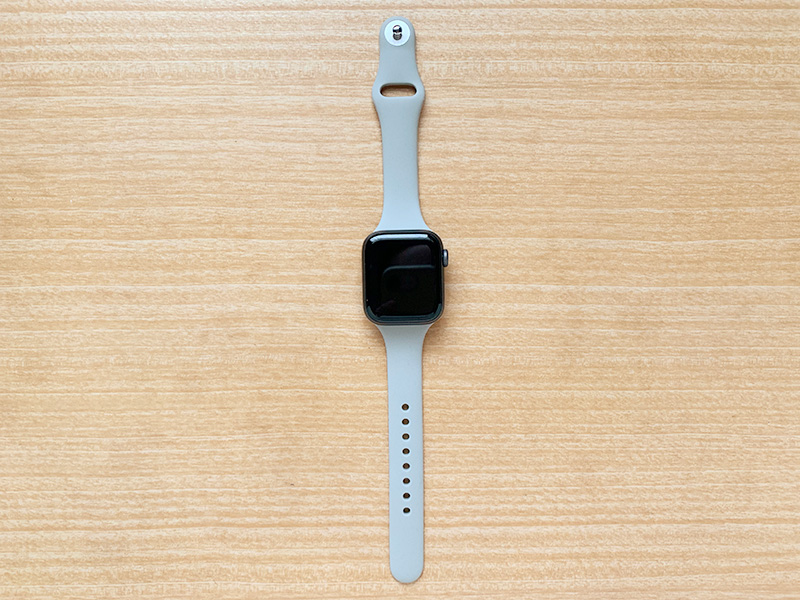 FRESHCLOUD Apple Watch バンド(着画)