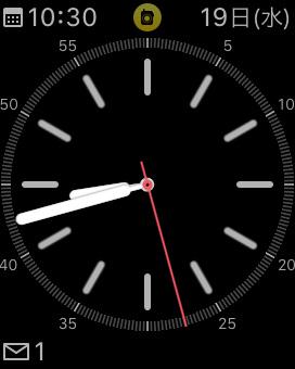 Apple Watchトランシーバーの使い方