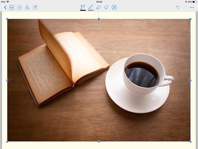GoodNotes 4で画像を読み込む方法