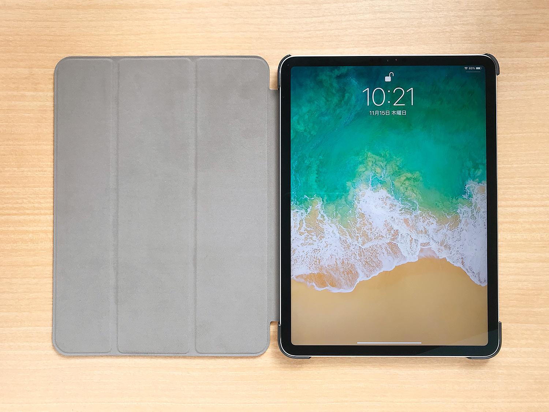 Apple Pencil2を収納・充電可能!格安iPad Pro 11インチ用ケースをはめてみた