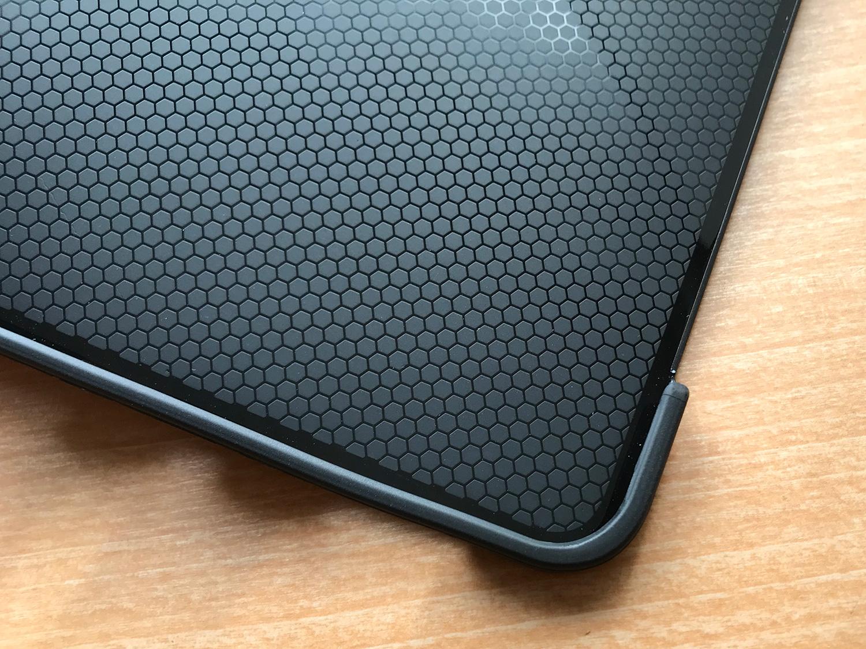 Apple Pencil2収納充電可能な1000円代の11インチiPad Proケースの内側UP