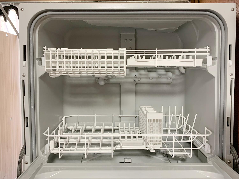 【買ってよかった】【買ってよかった】食器洗い乾燥機(Panasonic NP-TH2-W)