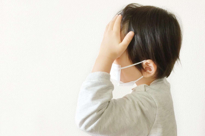 【体験談】子供がアデノウィルス(プール熱)に感染。熱は何日続いた?保育園はいつ行ける?