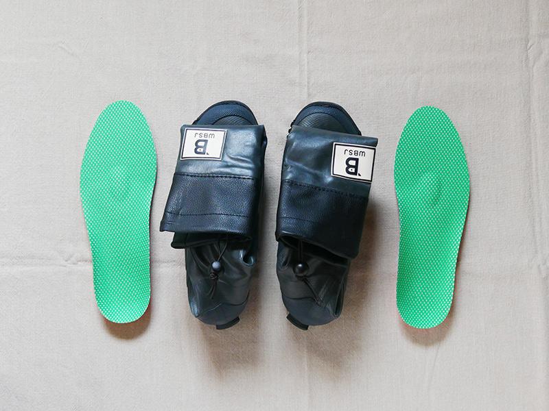 2020年 女性在宅フリーランスが買ってよかったもの「日本野鳥の会 バードウォッチング長靴」